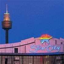 star city casino neon sign
