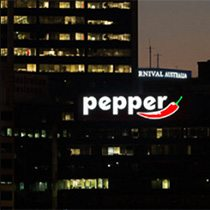 pepper group neon